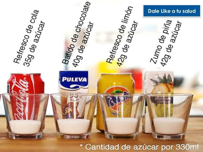 Jugos y refrescos... ¿En verdad son más sanos los jugos que los refrescos? ¿Que puedo tomar además del agua simple?