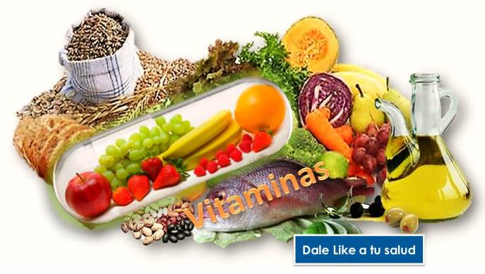 5 Mitos sobre las vitaminas... ¿ Cuántas veces nos han dicho que engordan? Entérate