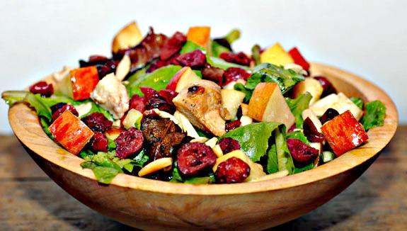 Pollo agridulce almendrado y vegetales SIN HARINA, SIN AZÚCAR, BAJO EN CARBOHIDRATOS