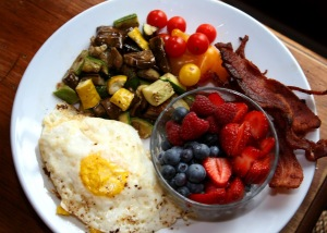 desayuno paleo